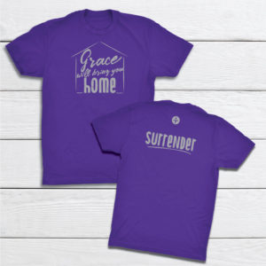 GraceBringYouHome-Surrender-Purple-tshirt