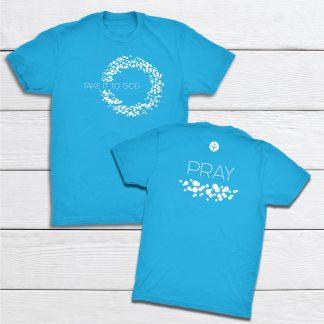 TakeItToGod-Turquoise-tshirt