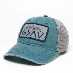 greater than – marine blue – gray